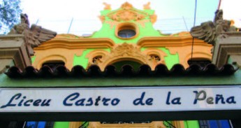 Castro  de la Peña